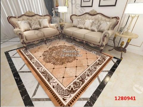 Thảm in 3D mã 1280941