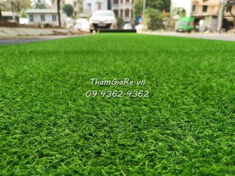 Thảm cỏ nhân tạo 2p loại mỏng