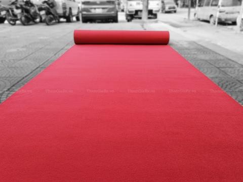 Bán thảm đỏ trải sự kiện, lối đi, thảm giá rẻ tại hà nội