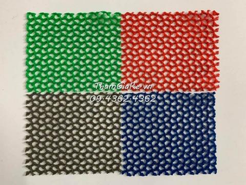 Thảm nhựa lưới hạt tròn