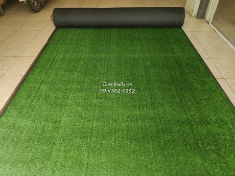 Thảm cỏ nhân tạo 1.5P giá rẻ