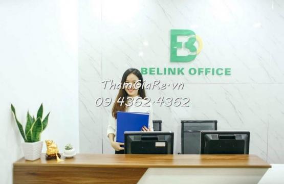 Thảm tấm kẻ sọc cho văn phòng Beelink Office