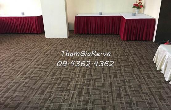 Thảm trải sàn Hammer tại Nhà khách Tổng Liên đoàn Lao động Việt Nam