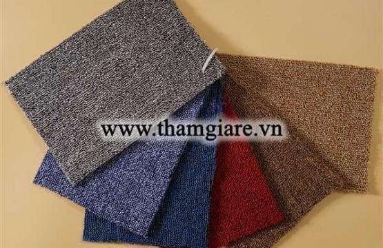 Sự khác nhau giữa các loại thảm trải sàn giá rẻ