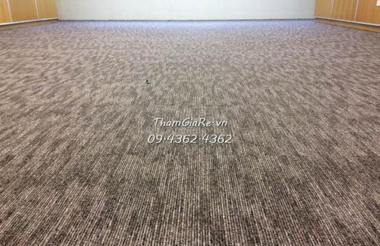 Thi công thảm tấm trải sàn Nhật Bản tại văn phòng MBLand Keangnam